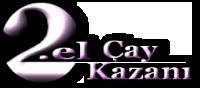 İkinci El Çay Kazanı Logo