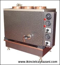 Statik Üçlü Büro Tipi Çay Makineleri